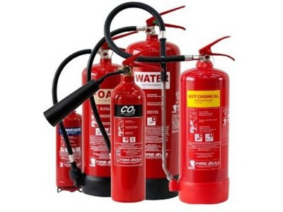 Robust Fire Extinguishers