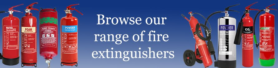 Browse Our Extinguishers