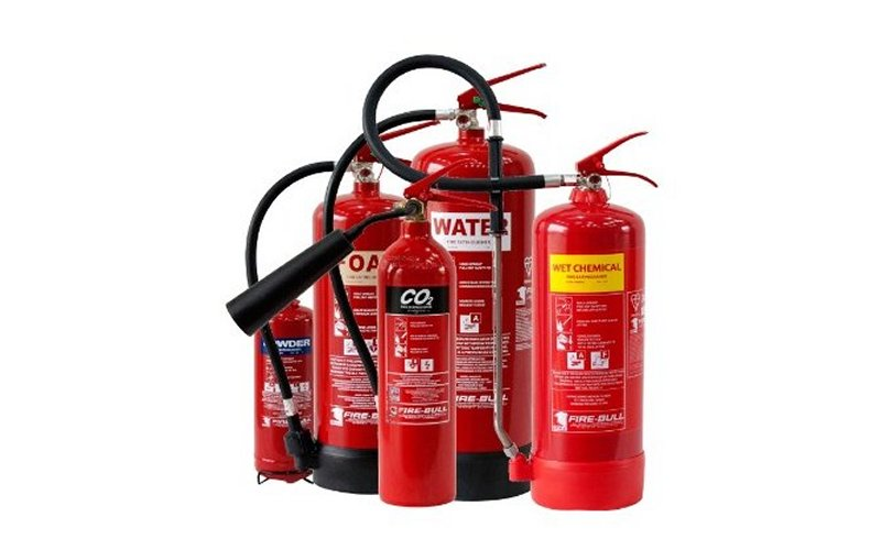 Site Fire Extinguishers