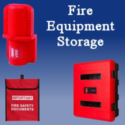 Fire Equipment Storage